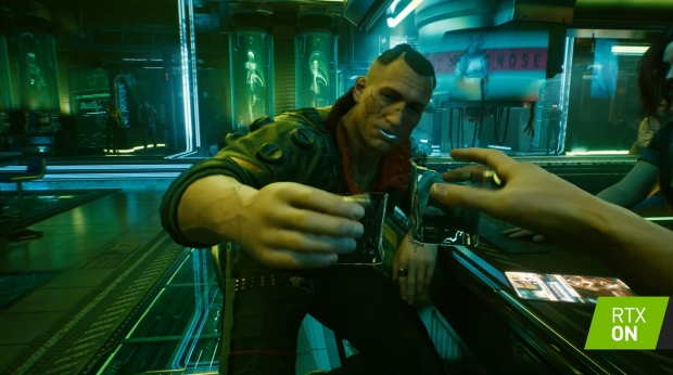 Here's 46 screenshots of new Cyberpunk 2077 gameplay with RTX enabled 38 | TweakTown.com
