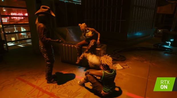 Here's 46 screenshots of new Cyberpunk 2077 gameplay with RTX enabled 39 | TweakTown.com