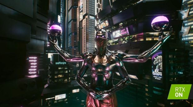 Here's 46 screenshots of new Cyberpunk 2077 gameplay with RTX enabled 44 | TweakTown.com