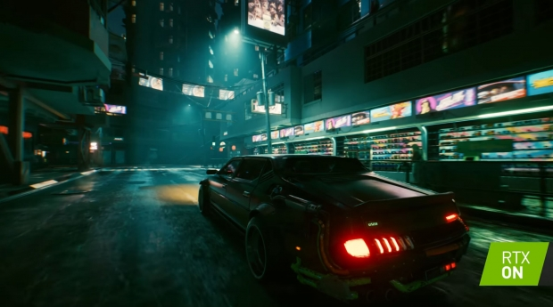 Here's 46 screenshots of new Cyberpunk 2077 gameplay with RTX enabled 45 | TweakTown.com
