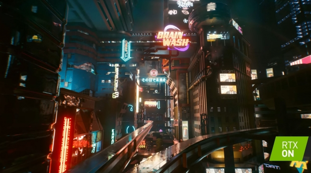 Here's 46 screenshots of new Cyberpunk 2077 gameplay with RTX enabled 46 | TweakTown.com