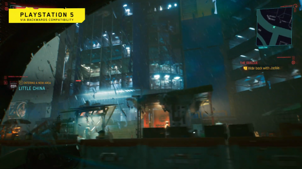 Cyberpunk 2077 looks great on PS5 even without next-gen optimizations 59 | TweakTown.com