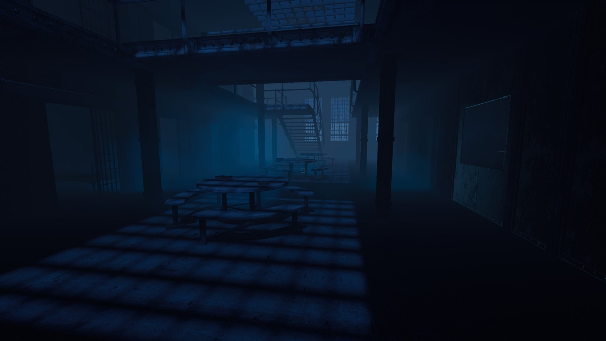 One of the scariest games in VR just got creepier with a prison level