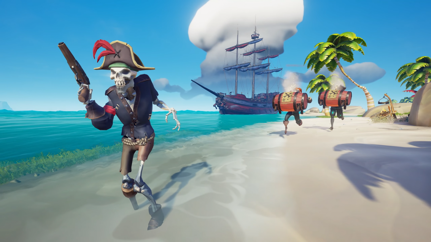 Sea of Thieves breaks 11 million players on PC and Xbox consoles