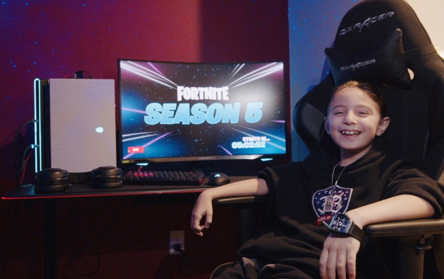 An 8-year-old just signed a $33,000 esports deal
