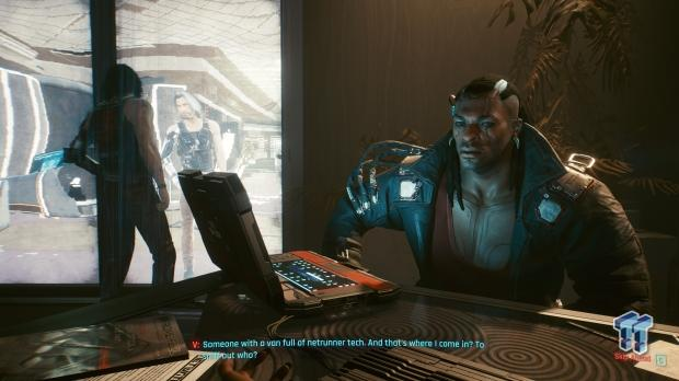 Cyberpunk 2077's new patch is live on consoles, offers more fixes 01 | TweakTown.com