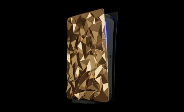 Check out this PS5 made from solid GOLD that costs close to $1 million 03 | TweakTown.com