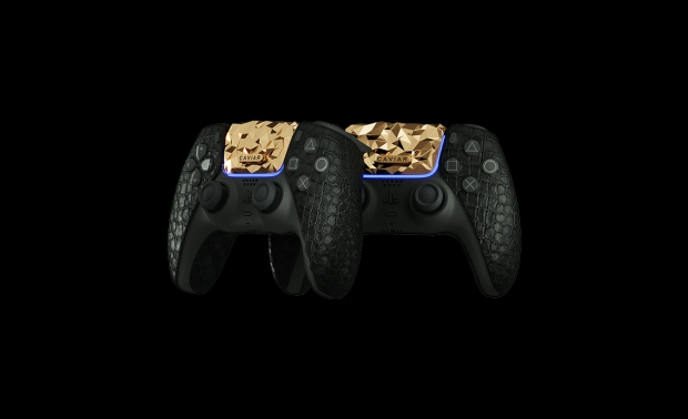 Check out this PS5 made from solid GOLD that costs close to $1 million 09 | TweakTown.com