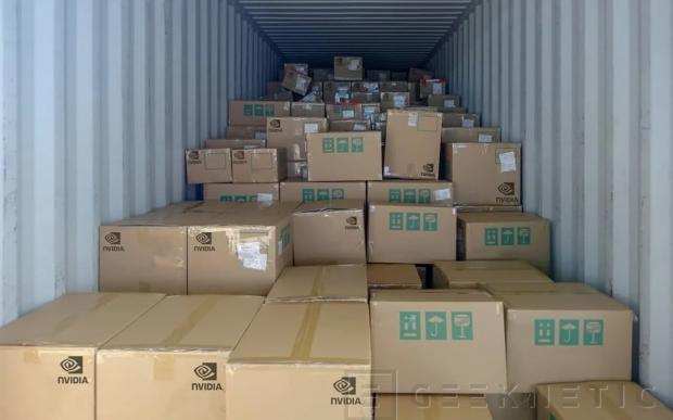 No, 500,000 GeForce RTX 30 series GPUs were not found in the lost shipment | TweakTown.com