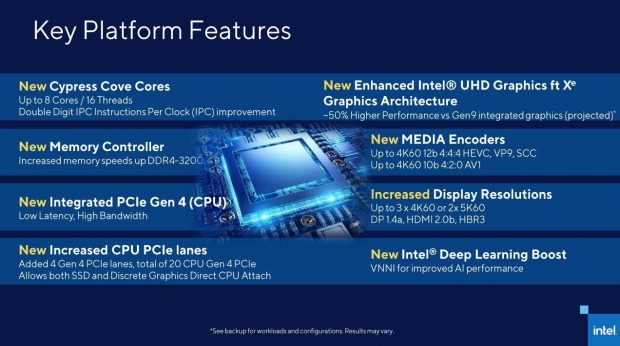 Intel Core i9-11900K appears again in new CPU-Z benchmarks ...