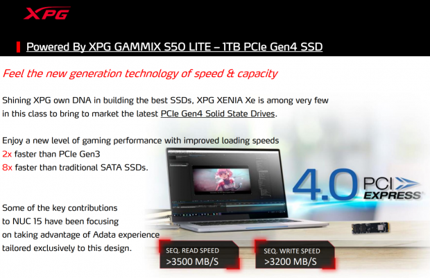 XPG announces its new XENIA Xe gaming lifestyle ultrabook with Xe GPU 02   TweakTown.com