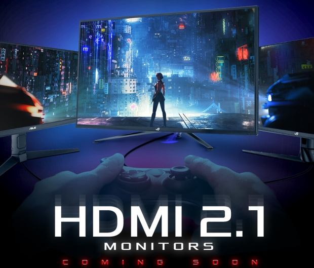 ASUS says its ROG gaming monitors with HDMI 2.1 are 'coming soon' 02   TweakTown.com