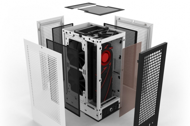 This new iBuyPower compact gaming PC case looks like an Xbox Series X 01   TweakTown.com