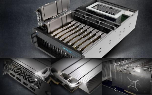 SAPPHIRE's new fanless Radeon RX 5700 XT is a silent crypto mining GPU 01 | TweakTown.com