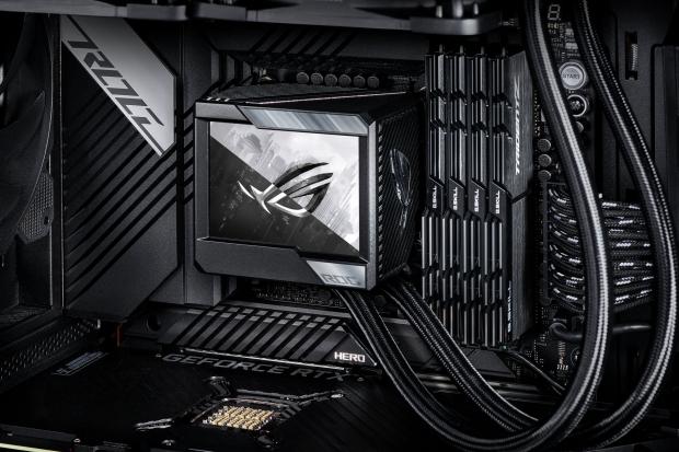 ASUS ROG RYUJIN II 240 CPU cooler features 3.5-inch LCD display 04   TweakTown.com