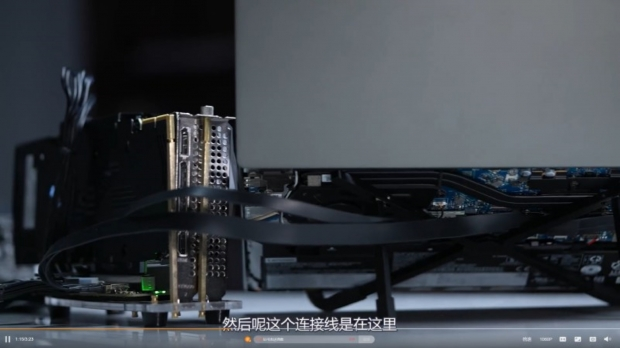 This guy modded a GeForce RTX 3090 to work on M.2 slot in a laptop 02 | TweakTown.com