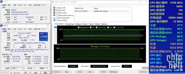 Intel's next-gen Core i9-11900KF hits 98C, even with 360mm AIO cooler! 01 | TweakTown.com