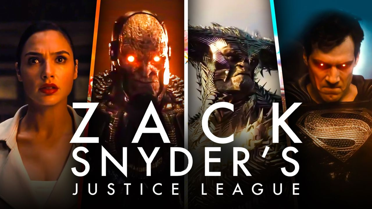 Here's the official trailer to Zack Snyder's Justice League | TweakTown