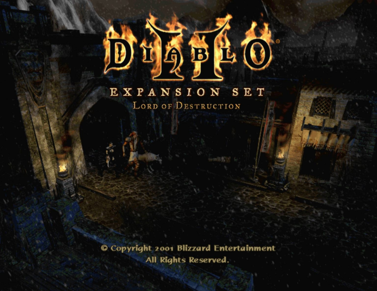 Blizz North designed an expansion beyond Diablo II Lord of Destruction
