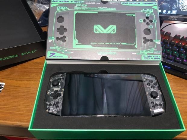 Portable AYA Neo console: fits in your hand, also plays Crysis 03 | TweakTown.com
