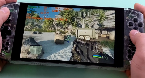 Portable AYA Neo console: fits in your hand, also plays Crysis 05 | TweakTown.com