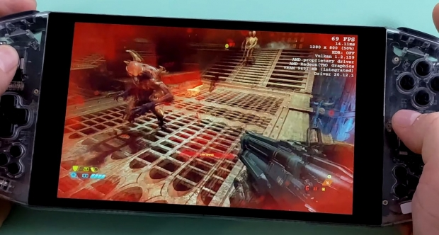 Portable AYA Neo console: fits in your hand, also plays Crysis 07 | TweakTown.com