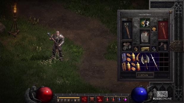 Diablo II Resurrected remaster has ALL original D2 weapons and armor 59 | TweakTown.com