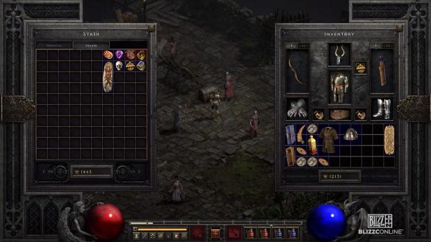 Diablo II Resurrected remaster has ALL original D2 weapons and armor 60 | TweakTown.com