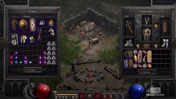 Diablo II Resurrected remaster has ALL original D2 weapons and armor 61 | TweakTown.com