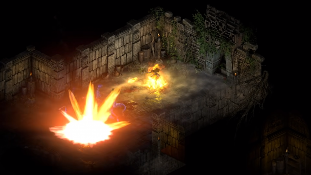 Diablo 2 remaster lets you swap to classic visuals at any time 65 | TweakTown.com