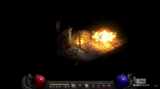 Diablo 2 remaster lets you swap to classic visuals at any time 71 | TweakTown.com