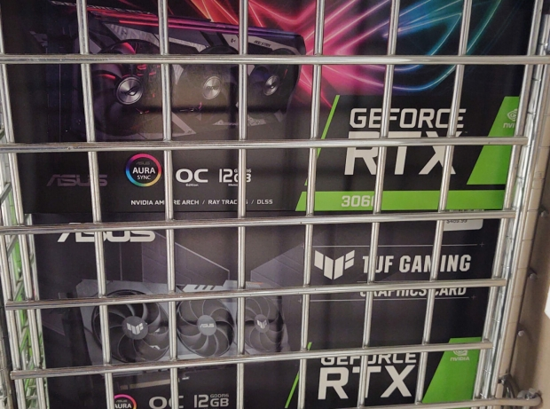 NVIDIA GeForce RTX 3060 spotted for around $500, up from $329 MSRP 06 | TweakTown.com