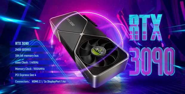 AXLE's 'custom' GeForce RTX 3090 Founders Edition rocks new sticker 07 | TweakTown.com