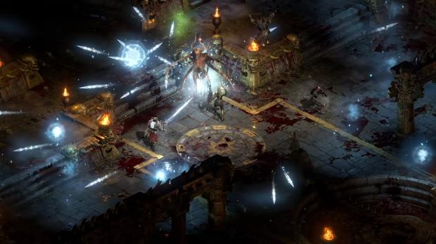Diablo II воскресил первый альфа-тест только для 66 синглов |  TweakTown.com