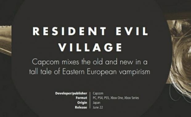 Resident Evil VIIlage possibly delayed a month to June 22 84 | TweakTown.com
