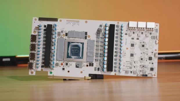 GALAX GeForce RTX 3090 HOF benched with insane 1000W custom BIOS 02 | TweakTown.com