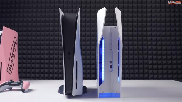 PS5 gets frosty in new custom water-cooled build 25 | TweakTown.com