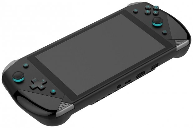 Tencent patents Switch-like handheld-console hybrid system 1 | TweakTown.com
