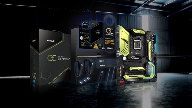 ASRock's new Z590 OC Formula motherboard ready for Intel 11th Gen CPUs 02 | TweakTown.com
