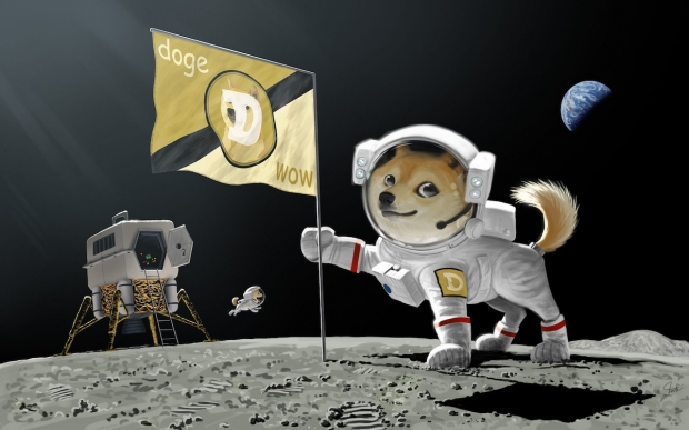 Elon Musk: SpaceX to put 'literal Dogecoin on the literal moon' 12 | TweakTown.com