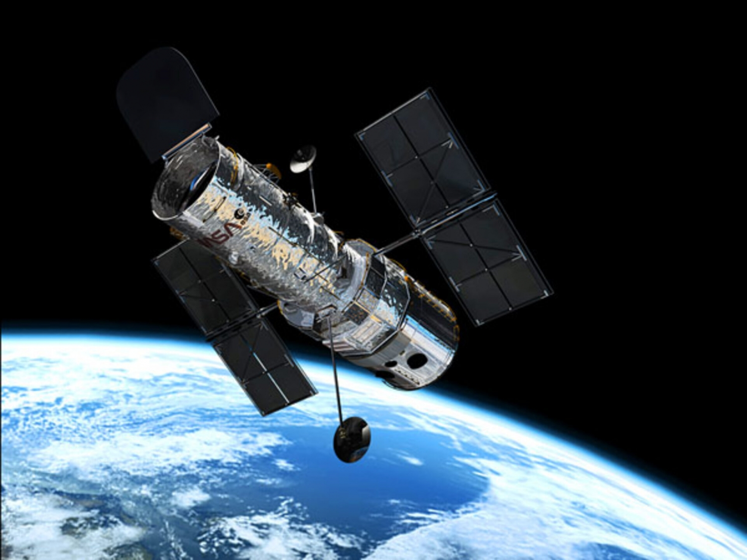 You have never seen an image from Hubble like this before