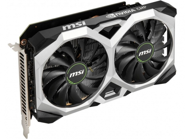 MSI CMP 30HX MINER series teased, ready to crypto mine with dual fans 01 | TweakTown.com