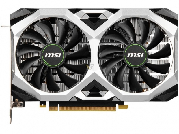 MSI CMP 30HX MINER series teased, ready to crypto mine with dual fans 03 | TweakTown.com