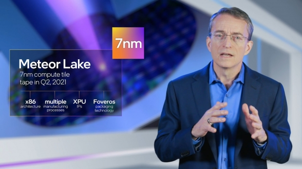 Intel's next-gen 14th Gen Core 'Meteor Lake' compute tile taped in 07   TweakTown.com