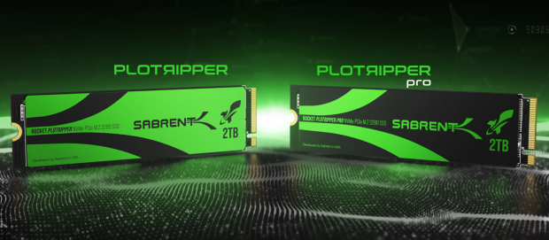Sabrent reveals Plotripper SSD: ultimate Chia coin crypto mining SSD 06 | TweakTown.com