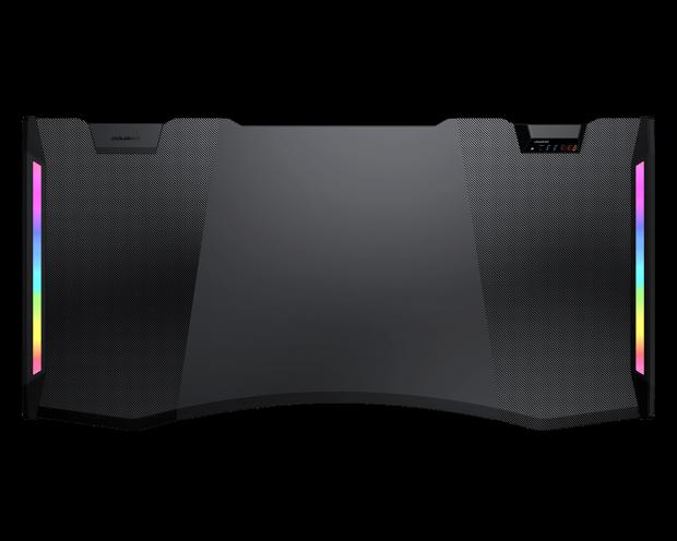 Cougar的新游戏桌具有USB-C端口和RGB照明(当然)04 |  TweakTown.com