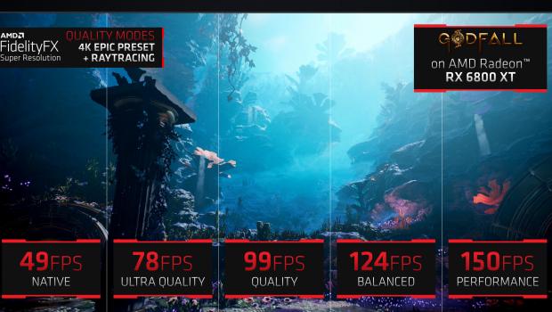 AMD anuncia su competidor DLSS: FidelityFX Super Resolution (FSR) 07 |  TweakTown.com