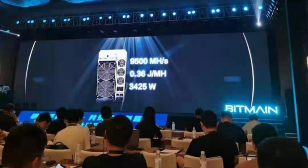 Bitmain's new ASIC crypto miner: mines Dogecoin, costs $15,000+ 01 | TweakTown.com