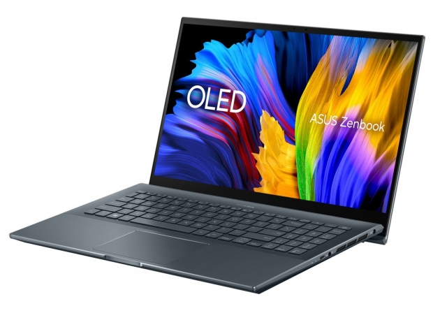 ASUS Zenbook 15 OLED: hasta AMD Ryzen 9 5900HX y pantalla OLED 4K 01 |  TweakTown.com