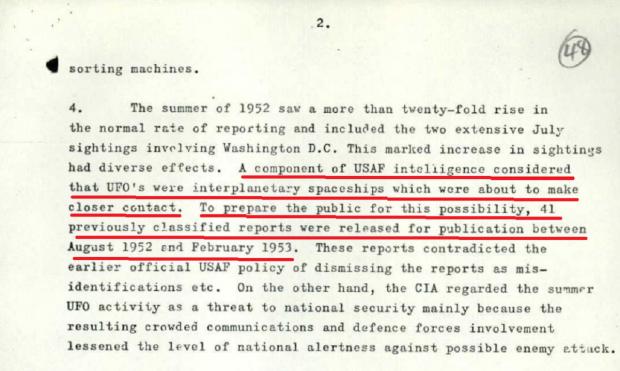 80408 01 australian government ufo report is opening eyes across the internet Un antiguo informe sobre ovnis del gobierno australiano se está volviendo viral en Reddit, ya que muestra una larga conexión entre los EE. UU. Y los ovnis